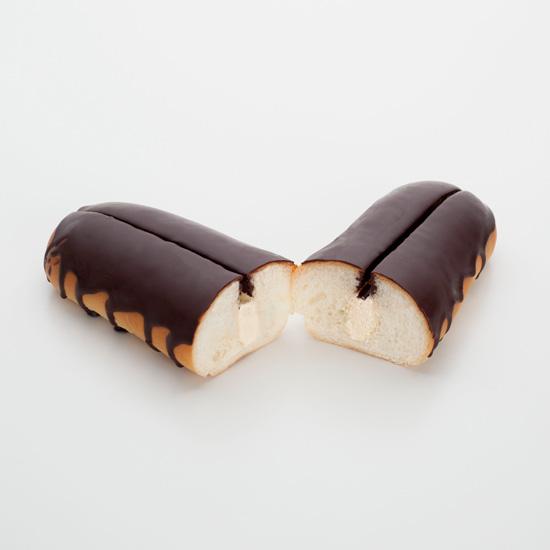 ピーナツクリームチョコロール