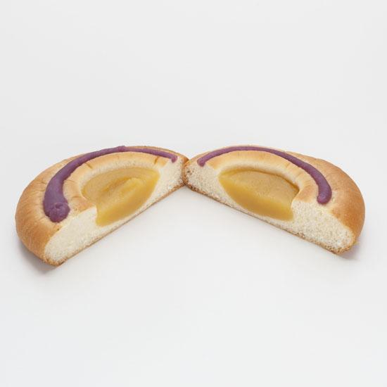【8月の新商品】2種の和芋パン